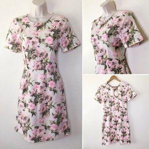 Les Lis The Buckle Floral Dress stitch fix EC
